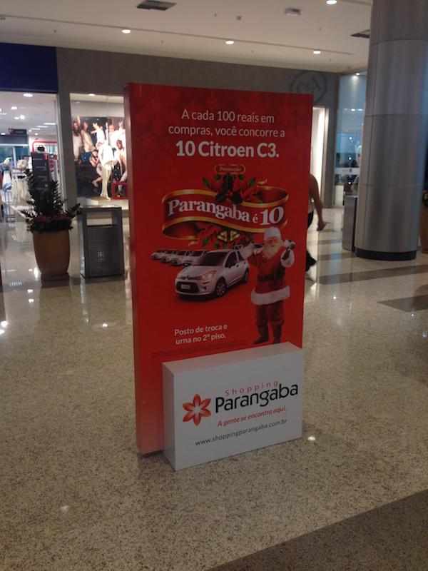 Promoção Parangaba é 10