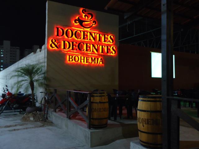 Docente & Decentes Bohemia