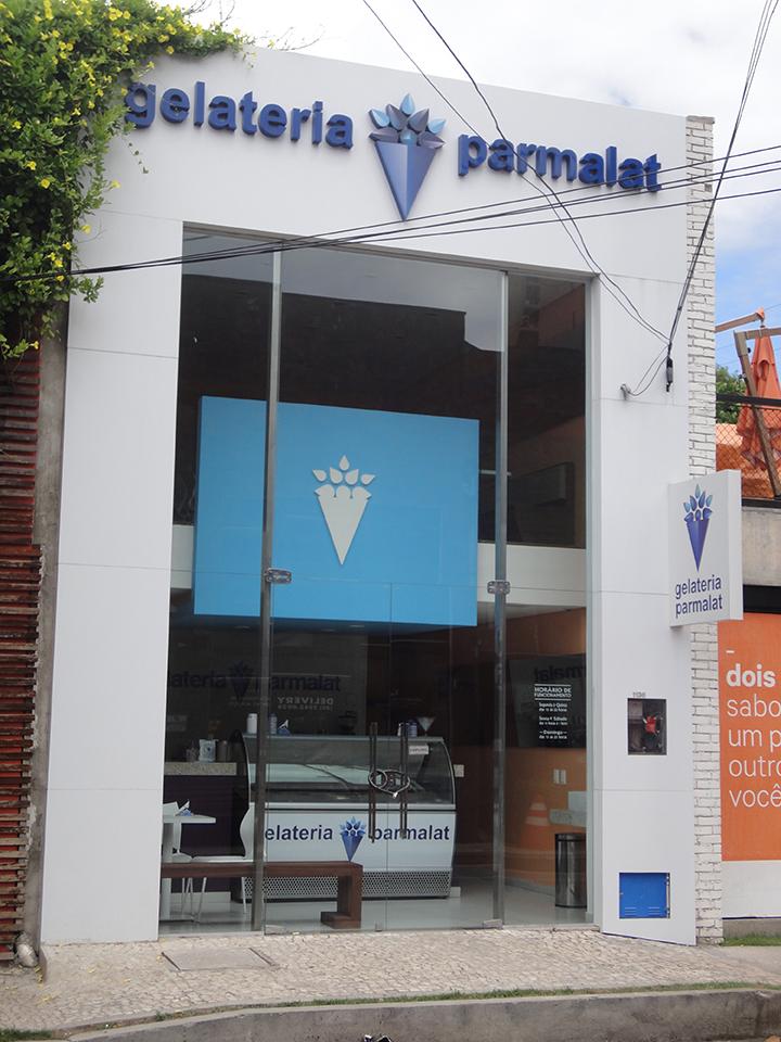 Gelateria Parmalat