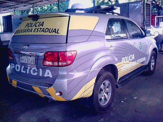 Polícia Rodoviária Estadual