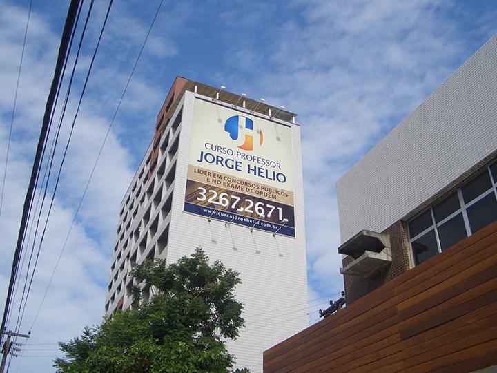Curso professor Jorge Hélio
